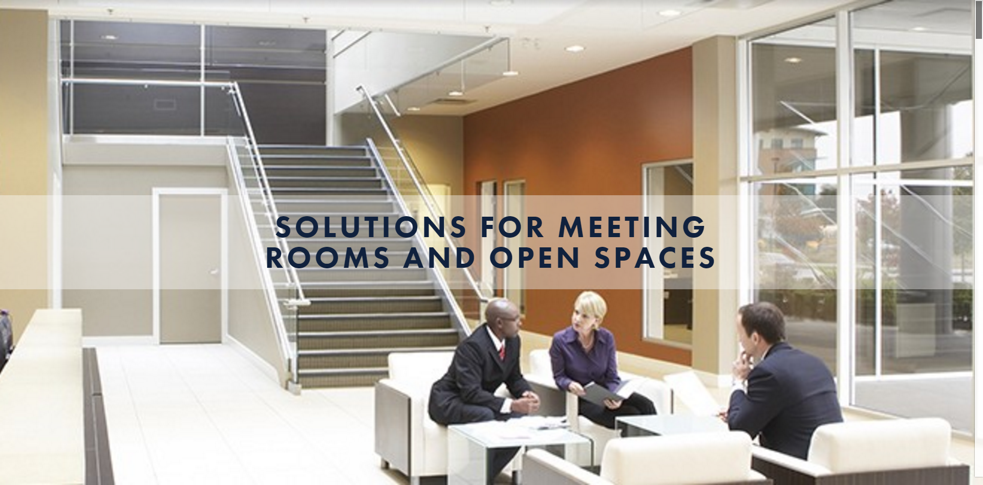 Network Products, Inc. provides solutions for meeting rooms & open spaces