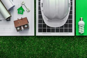 Sustainable Smart Building Technology
